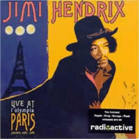 Jimi Hendrix: Live At L'olympia - Paris