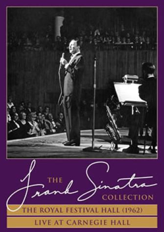 FRANK SINATRA - The Royal Festival Hall (1962) + Live At Carnegie Hall