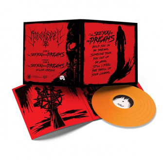 MOONSPELL - I´ll See You in My Dreams (Orange)