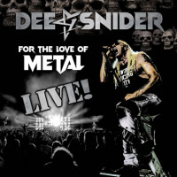 For The Love Of Metal - Live