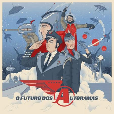 O futuro dos Autoramas (Blue Vinyl)
