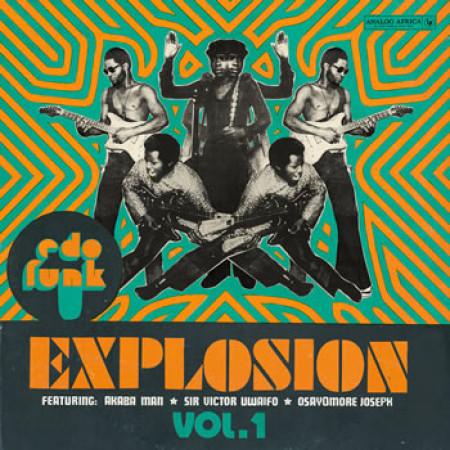 Edo Funk Explosion Vol. 1