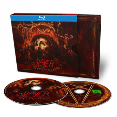 Repentless (CD + Blu Ray)