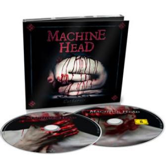 MACHINE HEAD - Catharsis (CD+DVD)
