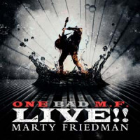 One Mad M.F. Live!