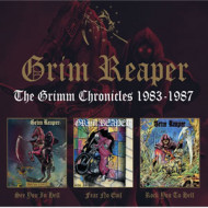 The grimm chronicles 1983-1987
