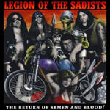 The return of semen and blood!