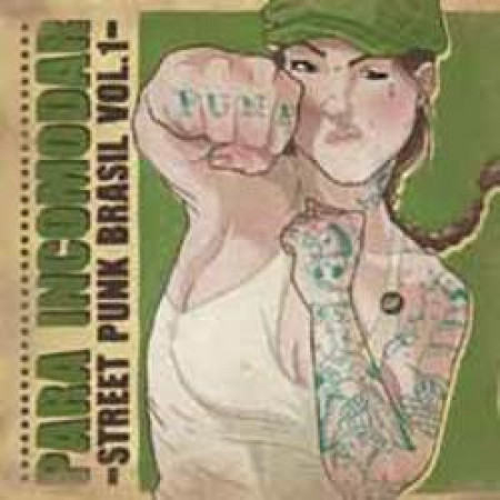 Para incomodar - street punk brasil vol 1
