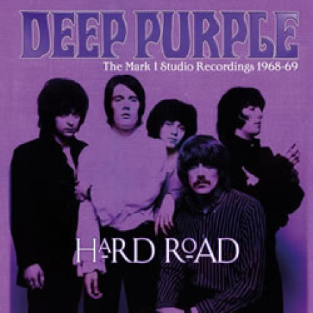 Hard road: The Mark 1 studio recordings 1968-69