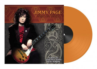 JIMMY PAGE - Playin up a storm