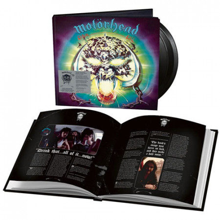 Overkill (3LP Book)