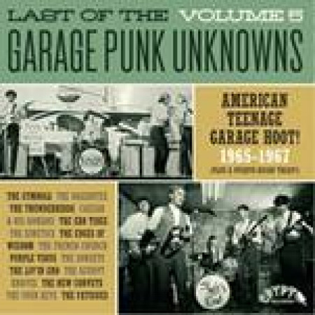 Garage punk unknowns - the last of.. Vol.5