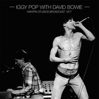 IGGY POP - Mantra studios broadcast 1977