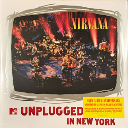 MTV Unplugged In New York (25th Anniversary)