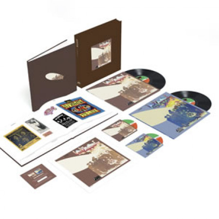 Led Zeppelin II (Super Deluxe Edition Box CD & LP)