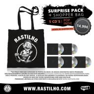 Surprise Pack - 5 CD´s (Pop / Indie / Punk)