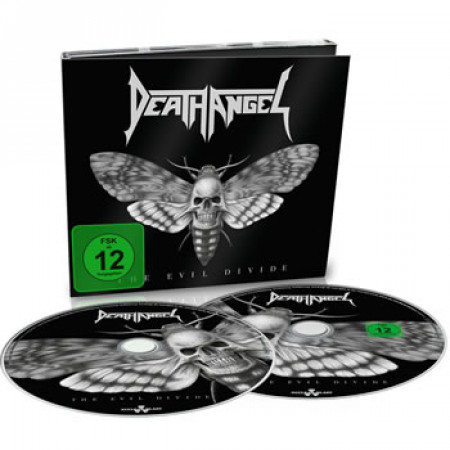 The evil divide (CD+DVD)