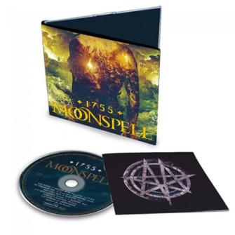 MOONSPELL - 1755 (CD)
