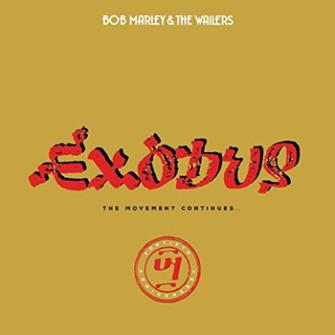 BOB MARLEY & THE WAILERS - Exodus (40th anniversary)