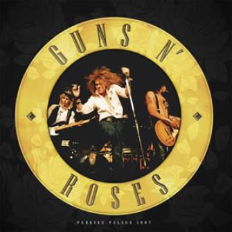 GUNS N´ROSES - Perkins Place 1987