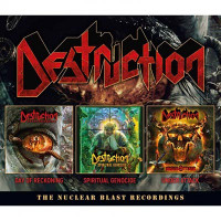 The Nuclear Blast Recordings (3CD)