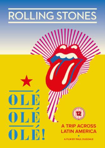 ROLLING STONES - Olé Olé Olé! A Trip Across Latin America