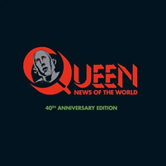QUEEN - News Of The World (40th Anniversary Deluxe Box)