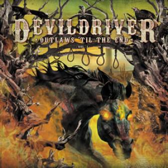 DEVILDRIVER - Outlaws 'Til The End