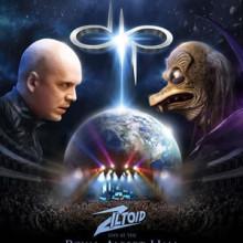 Ziltoid Live at the Royal Albert Hall (Ltd. Deluxe Artbook)