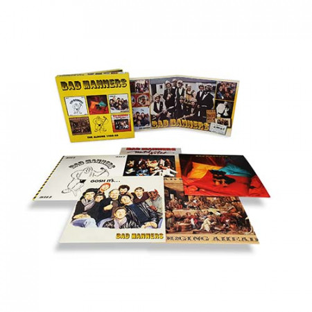 The Albums 1980-85