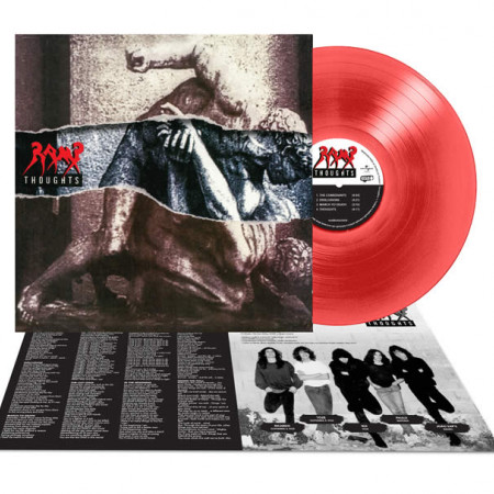 Thoughts (LP, Red)