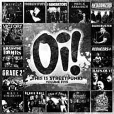 Oi! This Is Street Punk! Volume 5