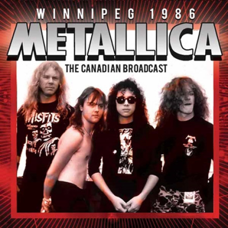 Fade to Black, Live Winnipeg 1986