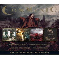 The Nuclear Blast recordings (4CD)