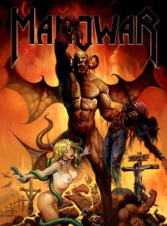MANOWAR - Hell on Earth V