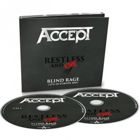 Restless and live - Blind rage - Live in Europe 20