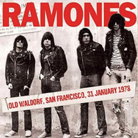 Old Waldorf, San Francisco 31 St Jan 1978