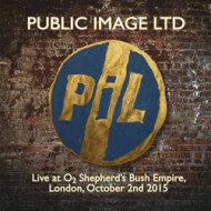 Live at o2 shepherds bush empire 2015