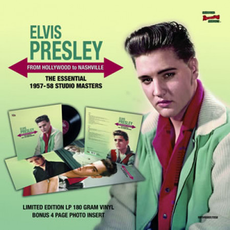 From Hollywood to Nashvile (1957-58)