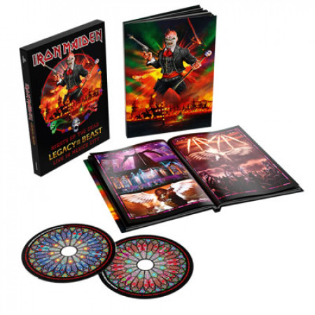 Nights of the dead - Live in México (Deluxe)