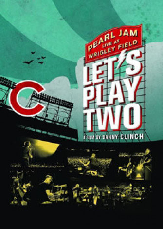 PEARL JAM - Let's Play Two (DVD+CD)