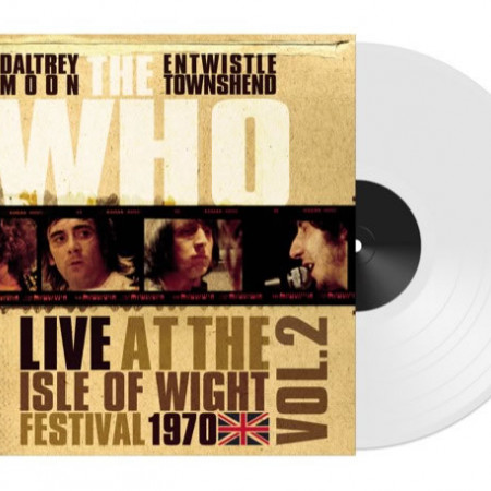 Live At The Isle Of White Vol. 1