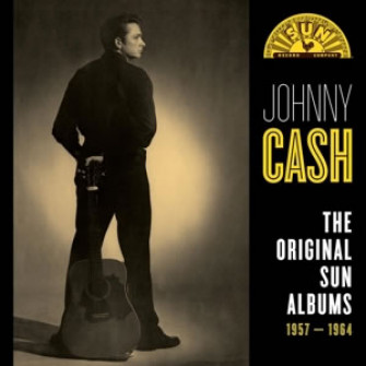 JOHNNY CASH - The original Sun albums 1957 - 1964