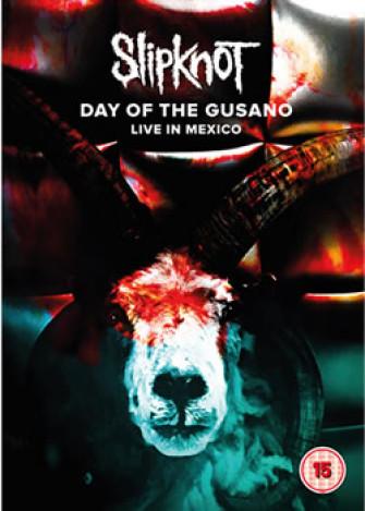 SLIPKNOT - Day of the gusano - Live in Mexico (DVD + CD)