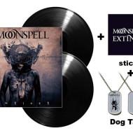 Extinct (2LP Black + DVD) + Dog Tag
