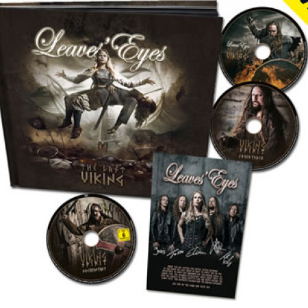 The Last Viking (2CD + DVD)