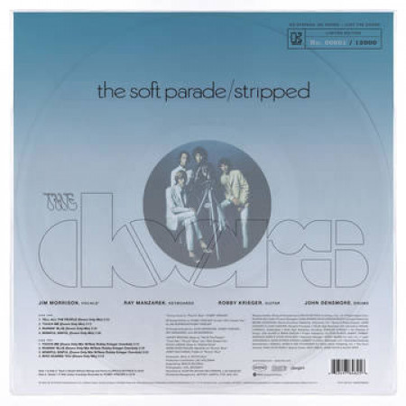 The Soft Parade: Stripped