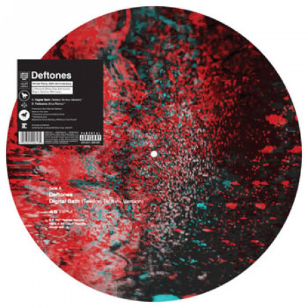 Digital Bath (Telefon Tel Aviv Version   Feiticeira (Arca Remix)