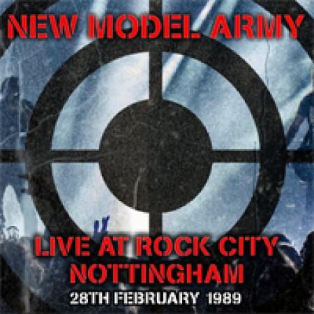 Live at Rock City 1989