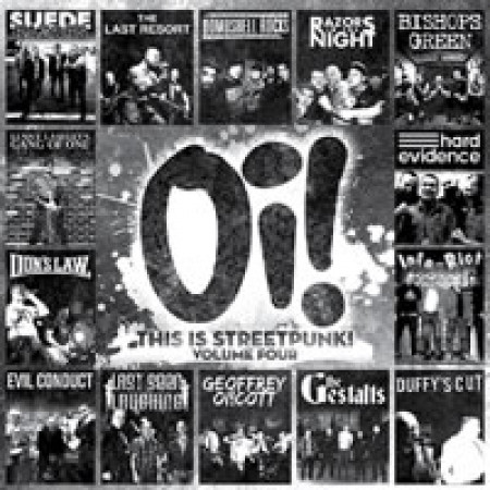 Oi! This is Streetpunk!, Vol. 4